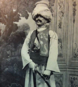 Costume des Mamelouks de la Garde Impériale