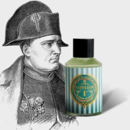 l'Authentique Eau de Cologne de Napoléon Ier à Sainte-Hélène