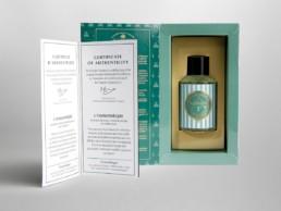 Packaging de l'Authentique Eau de Cologne de l'Empereur Napoléon 1er à Sainte-Hélèneeau-de-cologne-empereur-napoleon