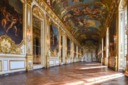 Gilded Galerie of the Hôtel de Toulouse, head office of the Bank of France at 1 rue de la Vrillière in Paris.© Banque de France