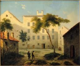 Napoleon's birthplace in Corsica