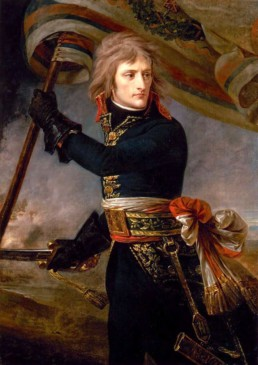 Portrait of Napoléon Bonaparte by Antoine-Jean GROS (1771 – 1835)