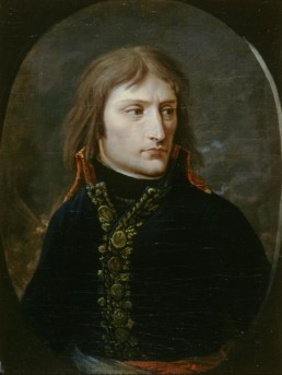 Portrait of Napoleon Bonaparte by Bacler d´Albe (1761 - 1824)