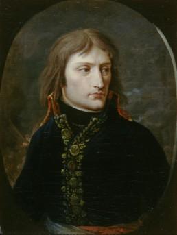 Portrait de Napoléon Bonaparte de Portrait de Napoléon Bonaparte de Bacler d'Albe (1761 – 1824)