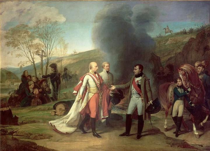 Contrairement aux idées reçues, Napoléon Bonaparte n'était pas petit !
