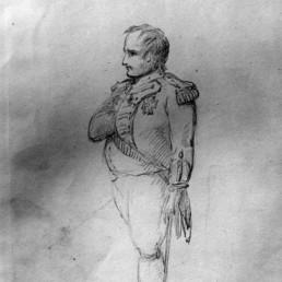 napoleon-bonaparte-dessin-bellorophon-sainte-helene