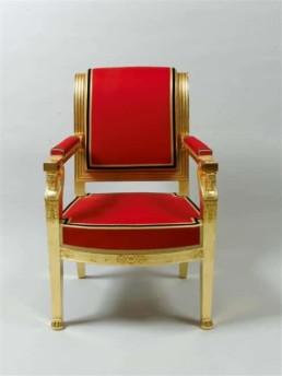 fauteuil-retour-egypte-napoleon-jacob-freres-salle-conseil-malmaison