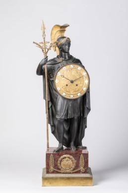 horloge-athena-salle-du-conseil-malmaison-napoleon