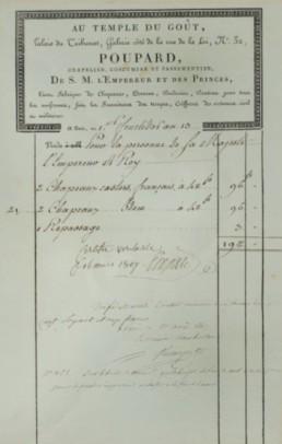 facture-chapeau-bicorne-napoleon-bonaparte-chapelier-poupard