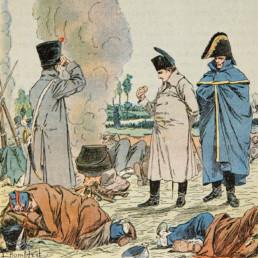 napoleon-bonaparte-mange-pain-soldat