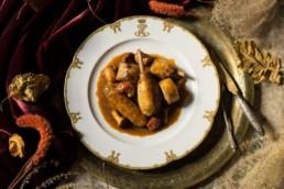 poulet-marengo-napoleon-bonaparte-fricassee-de-pourlarde-aux-ecrevisses-renards-gourmets