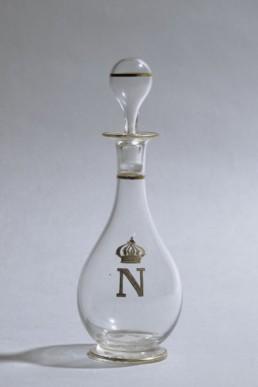 carafon-chiffre-napoleon-couronne-cristal-premier-empire