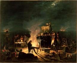napoléon-bivouac-wagram-repas