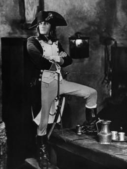 Albert Dieudonné en Napoléon dans le film éponyme d'Abel Gance © France Culture
