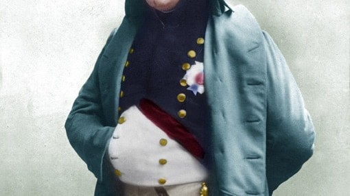 Plonk et Replonk, Napoléon se prenant pour un fou © plonk.lapin